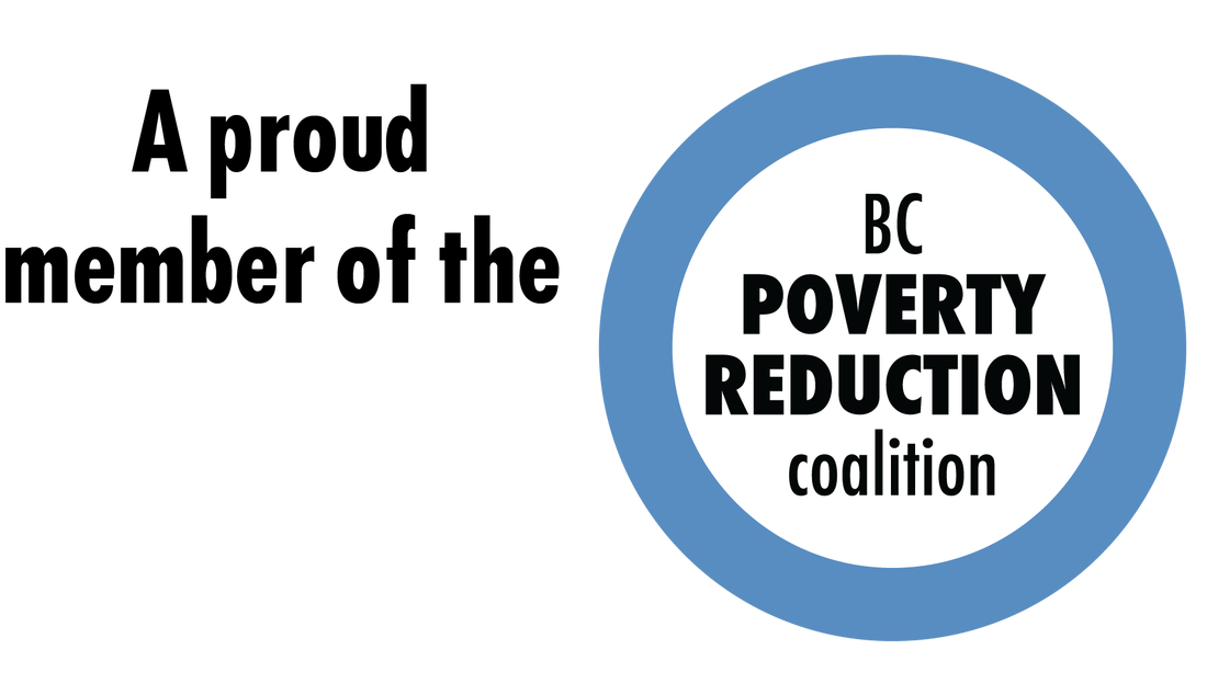 PicturePround member of the BC Poverty Reduction Coalition